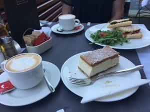 Szamos Budapest Breakfast