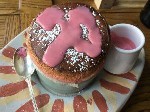 Raspberry Souffle Rise No 1
